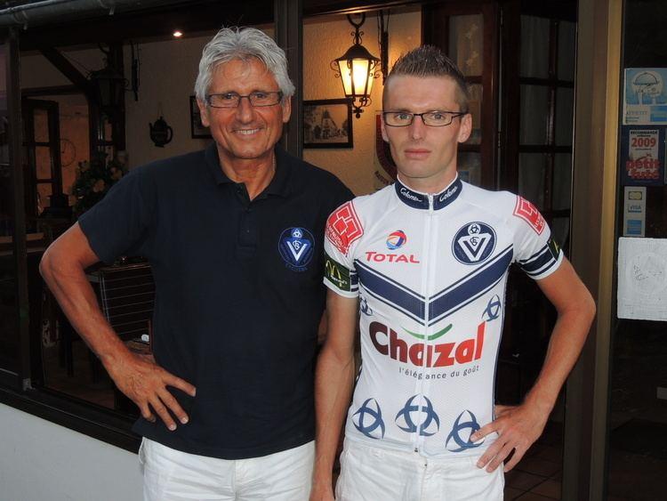 Jacques Bossis Girondins Cyclisme de Bordeaux CELERIER Jacques BOSSIS