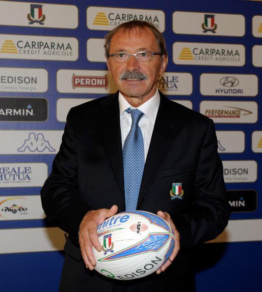 Jacques Brunel Jacques Brunel Photos Italian Rugby Federation Unveils