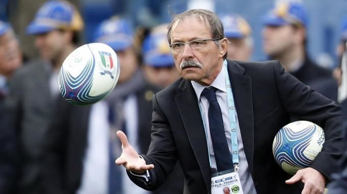 Jacques Brunel State of the Unions Italy Rugby Wrap Up Rugby Wrap Up