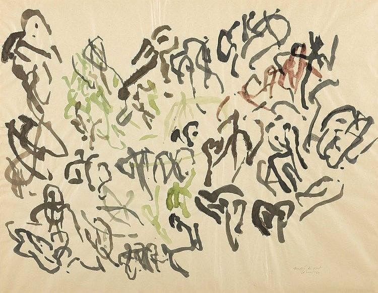 Jacques Calonne Jacques Calonne Works on Sale at Auction Biography