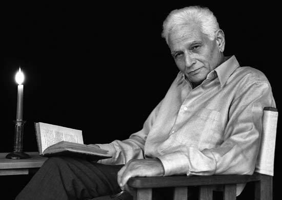 Jacques Derrida Jacques Derrida French philosopher Britannicacom