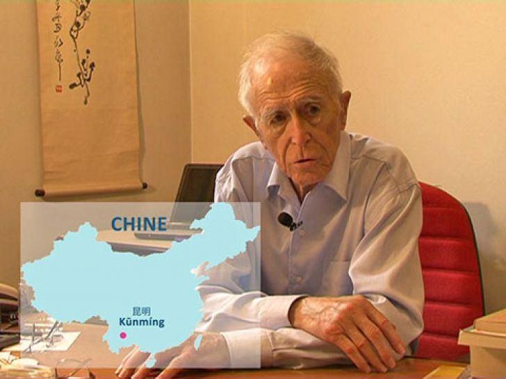 Jacques Gernet Vidothque CNRS Jacques Gernet