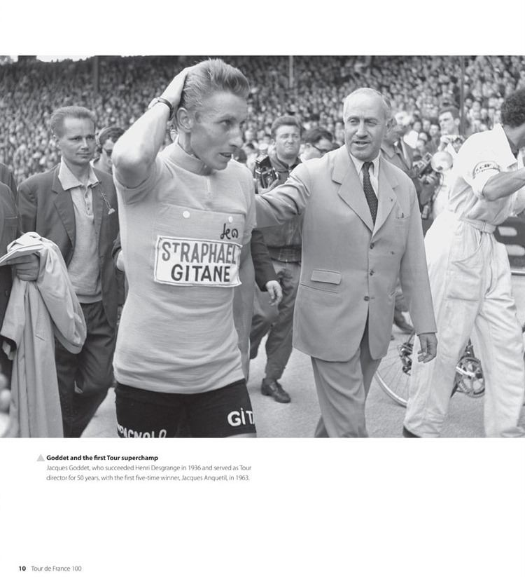 Jacques Goddet History of the Tour de France The rich history of the Tour de
