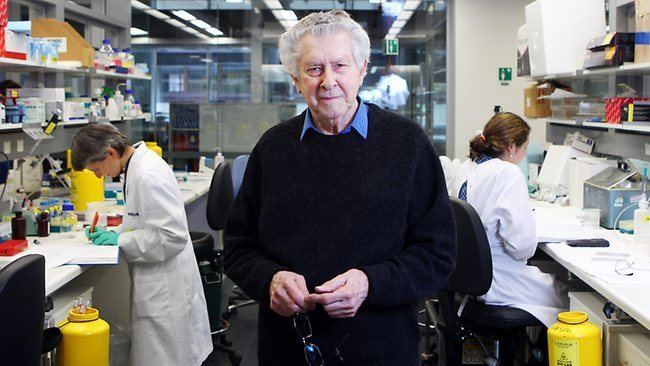 Jacques Miller Nobel Prize on the cards for immunologist 50 years