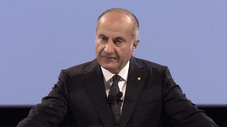 Jacques Nasser BHP Billiton Chairman Jac Nasser and CEO Andrew Mackenzie speak on