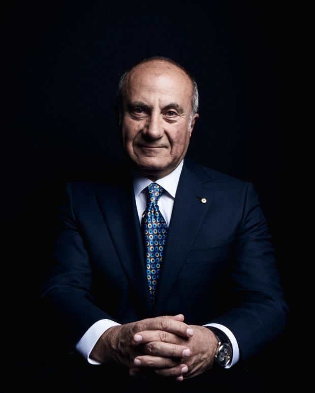 Jacques Nasser BHP chairman Jac Nasser reflects on 30 years in management afrcom