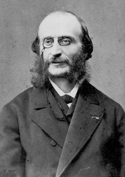 Jacques Offenbach Jacques Offenbach Wikiwand
