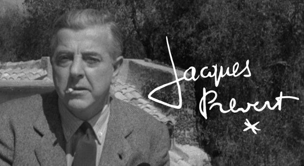 Jacques Prévert French Poet and Screenwriter Jacques Prvert in the Spotlight