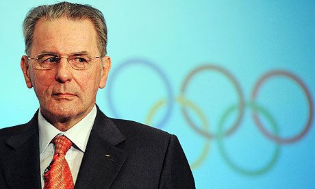 Jacques Rogge London 2012 Olympics Jacques Rogge relaxed about his