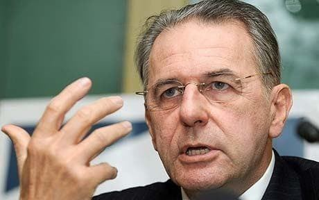 Jacques Rogge IOC chairman Jacques Rogge warns Olympic cheats they risk
