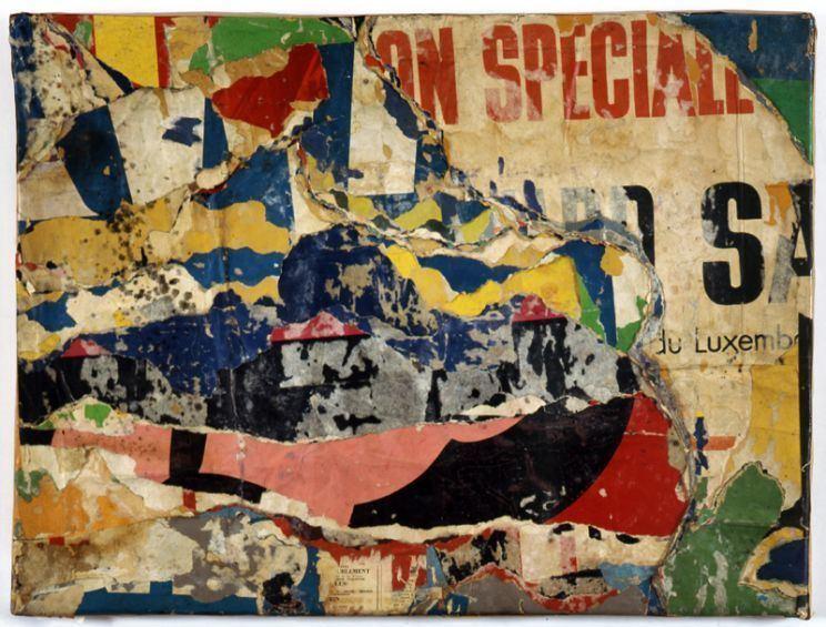 Jacques Villeglé 1000 images about Jacques Villegle on Pinterest Typography