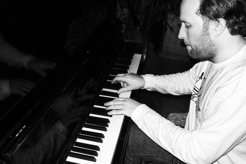 Jacques von Polier TIMOFEY KOLESNIKOV DIARY Jacques von Polier plays the piano