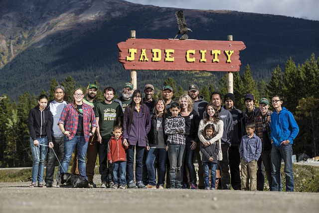 Jade City, British Columbia Jade Fever has captured the attention of Canada Mining amp Energy
