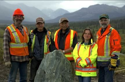 Jade City, British Columbia Green is the New Gold JADE FEVER Sweeps Discovery Airwaves