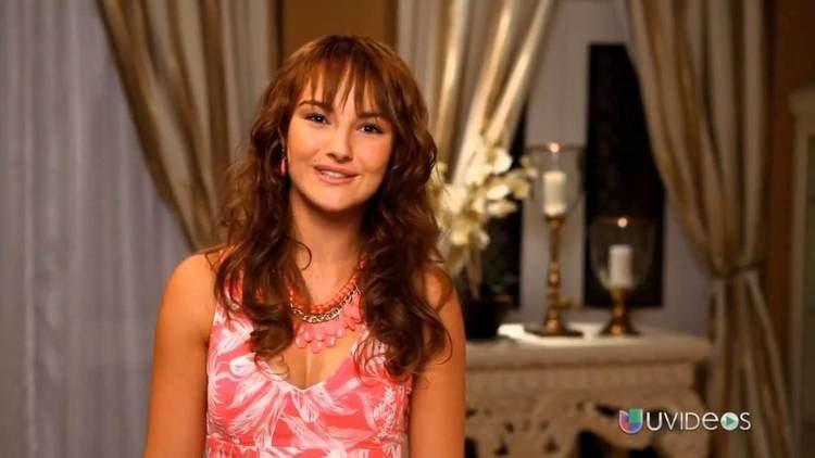 Jade Fraser Jade Fraser ser Daniela Ripoll una nia muy rebelde en