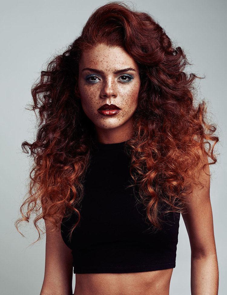 Jade Thompson New Beauty Work with Jade Thompson Brian Rolfe