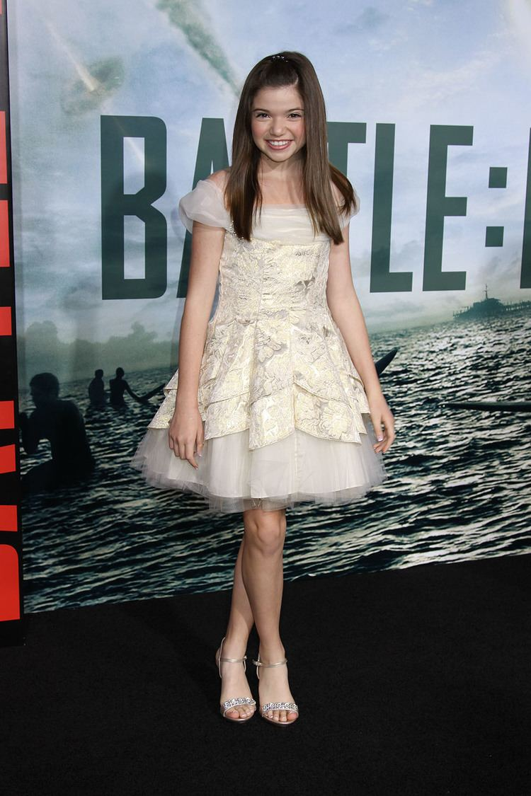 Jadin Gould Jadin Gould at the premiere of BattleLos Angeles 2011