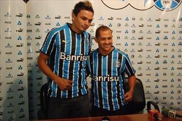 Jadílson Portal Oficial do Grmio FootBall Porto Alegrense ltimas
