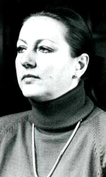 Jadwiga Rappé Jadwiga Rappe Contralto Short Biography