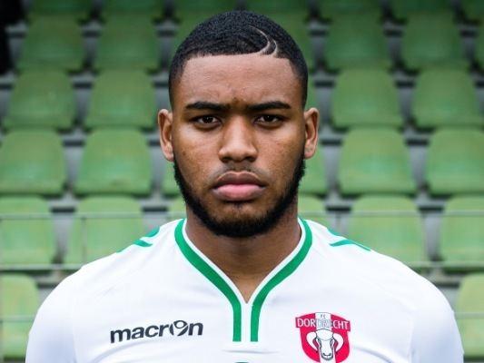 Jafar Arias Jafar Arias FC Dordrecht