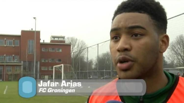 Jafar Arias Mogelijk debuut Jafar Arias in basis FC Groningen YouTube