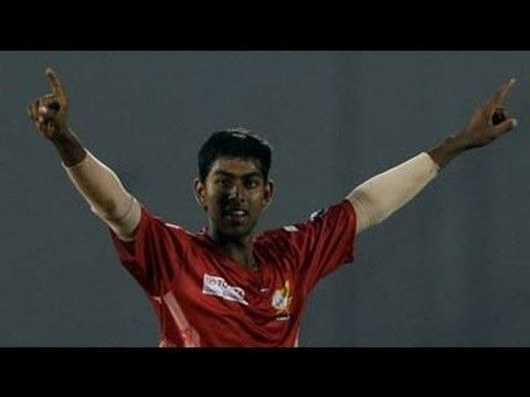 Jagadeesha Suchith Suchith spins Bengaluru into the finals YouTube