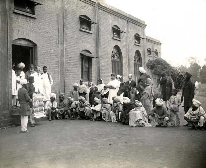 Jagadhri in the past, History of Jagadhri