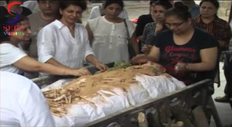 Jagdish Raj Jagdish Raj Reel Life Police Inspector Dies YouTube
