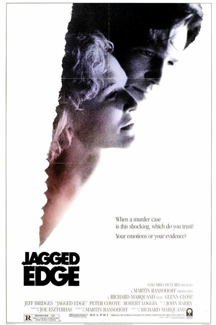 Jagged Edge (film) wwwgstaticcomtvthumbmovieposters8737p8737p