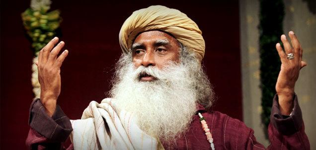 Jaggi Vasudev Sadhguru Jaggi Vasudev When leaders are insecure they