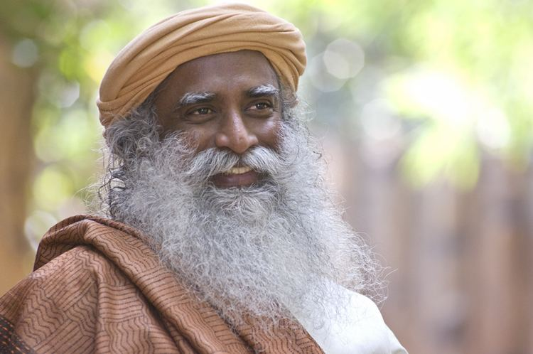 Jaggi Vasudev Sadhguru Jaggi Vasudev Project Green Hands and Tree