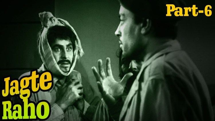 Jagte Raho Jagte Raho Part 6 Of 9 Raj Kapoor Nargis Superhit Hindi