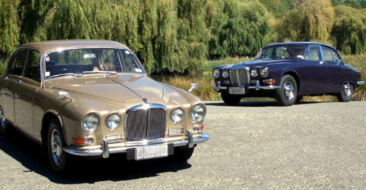 Jaguar 420 and Daimler Sovereign (1966–69)