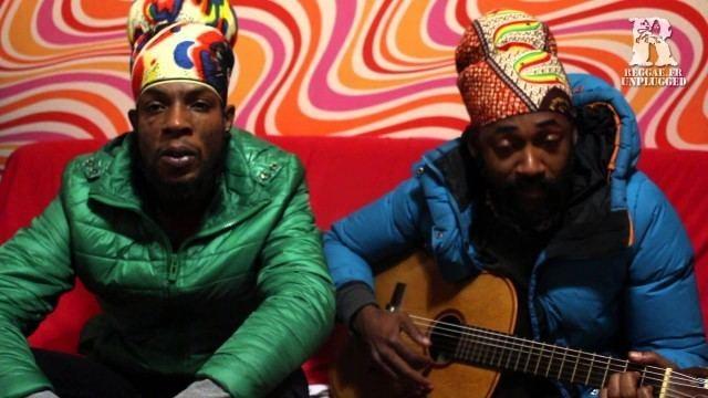 Jah Mason Jah Mason and Lutan Fyah Unplugged YouReggaeCom
