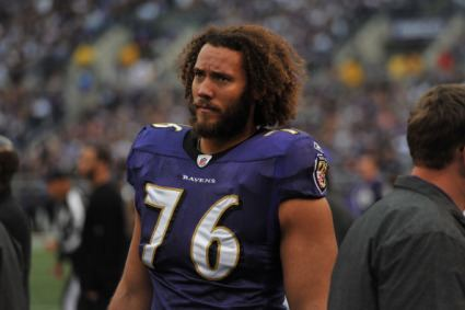 Jah Reid Jah Reid Still Questionable But Ravens Relatively Healthy