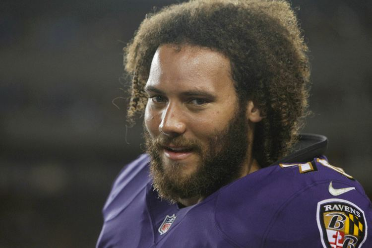 Jah Reid Jah Reid of the Baltimore Ravens Arrested for Battery