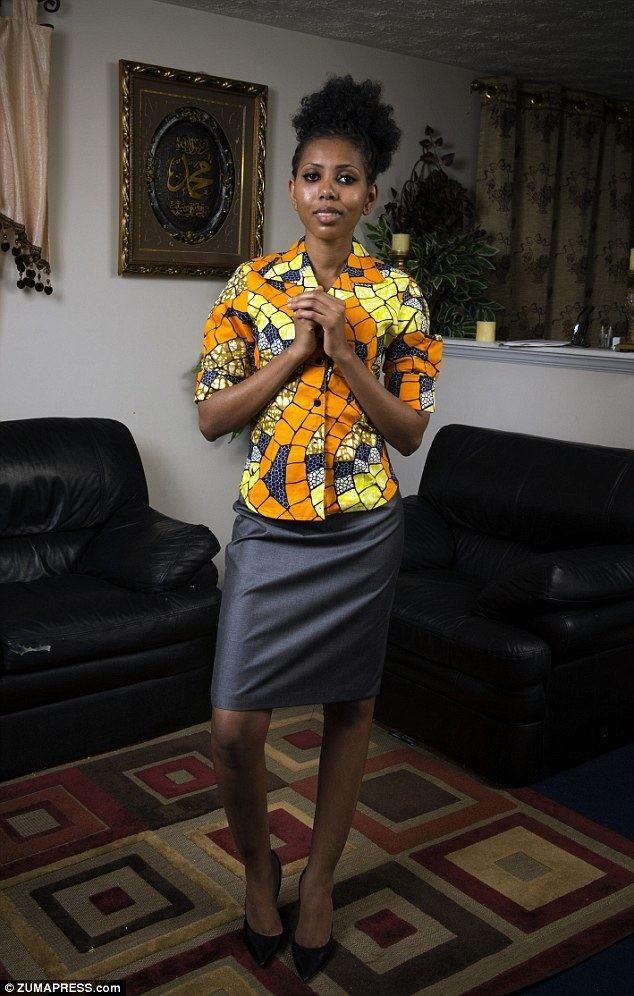 Jaha Dukureh Georgia39s Jaha Dukureh launches US FGM awareness campaign Daily