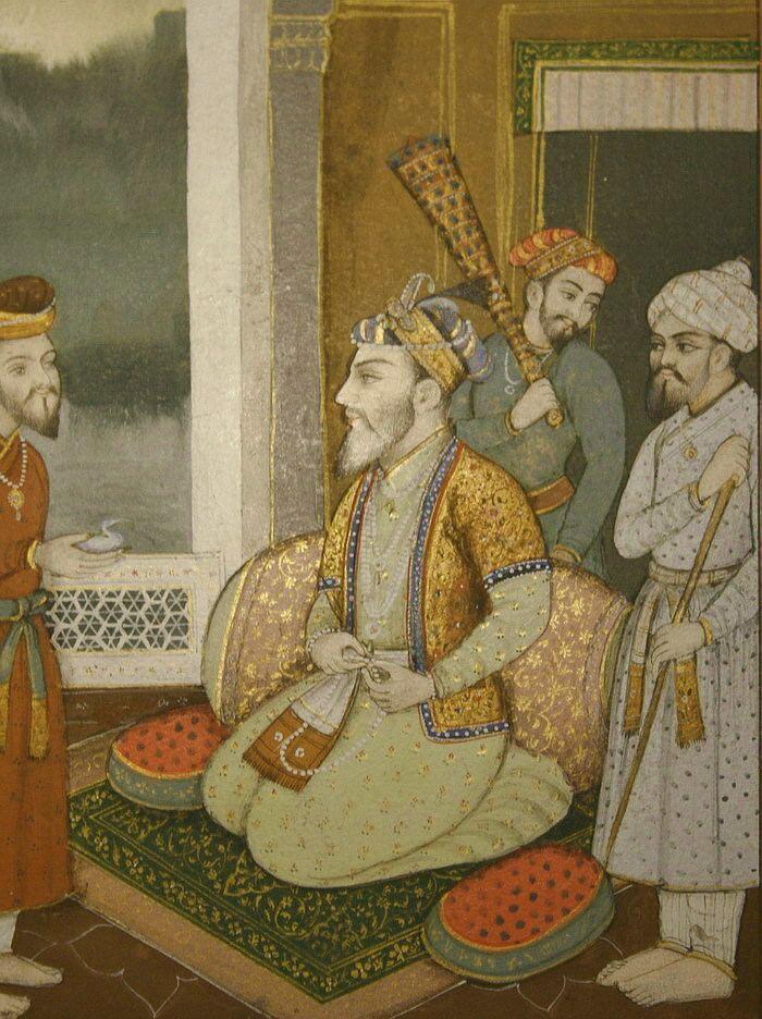 Jahandar Shah wwwIndianMiniaturePaintingscouk From a series