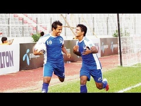 Jahid Hasan Ameli Jahid Hasan Ameli Bangladesh Football Star Goals YouTube