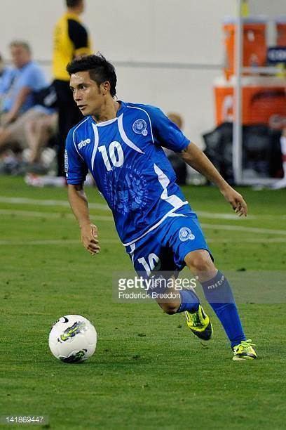 Jaime Alas Jaime Alas of El Salvador plays against Canada in a Mens Olympic