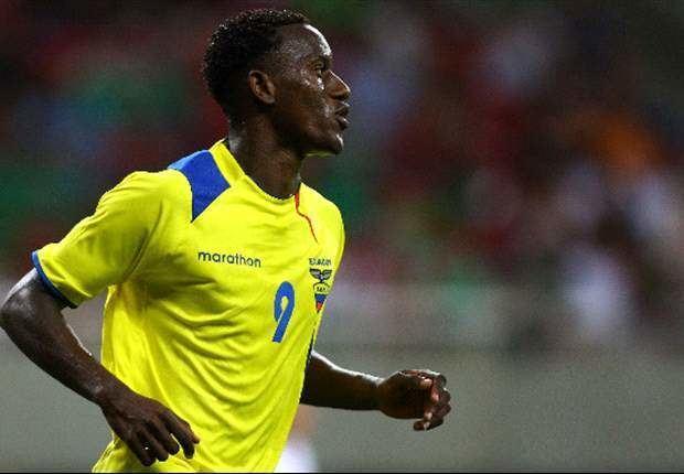 Jaime Ayoví Bolton Wanderers lead chase for Ecuadorian striker Jaime Ayovi