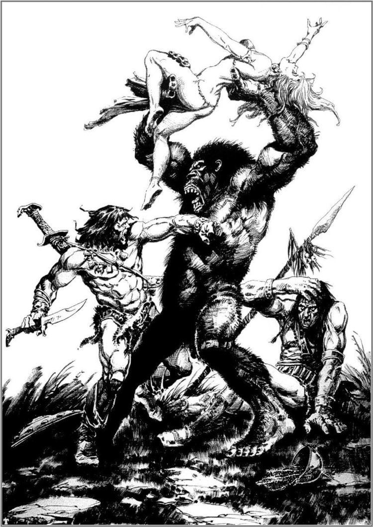 Jaime Brocal Remohí 1000 images about Conan on Pinterest Conan the barbarian