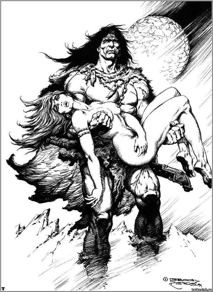 Jaime Brocal Remohí Conan by Jaime Brocal Remoh Jaime Brocal Remoh Pinterest