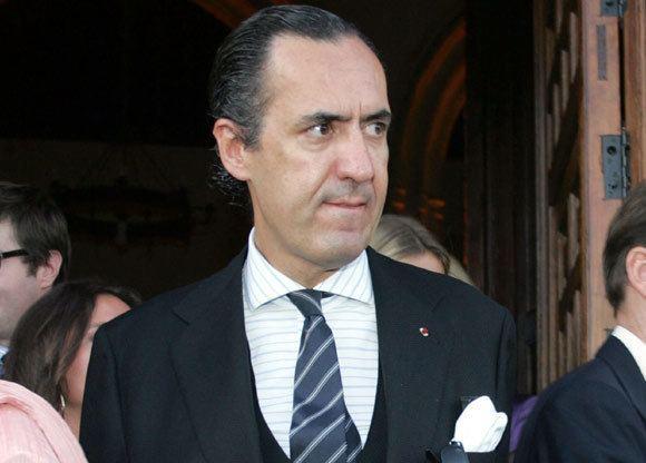 Jaime de Marichalar Qu39est devenu Jaime de Marichalar Noblesse amp Royauts