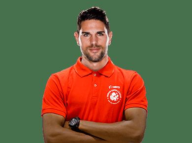Jaime Gavilán Jaime Gavilan Martinez Midfielder Atltico de Kolkata ISL