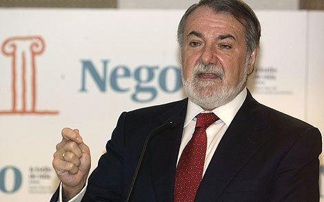 Jaime Mayor Oreja Jaime Mayor Oreja afirma que ETA y Zapatero 39son aliados