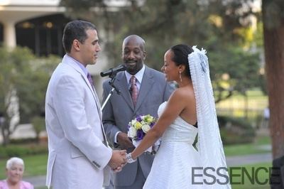 Jaime Mendez More Photos From Essence Atkins39 Wedding Entertainment