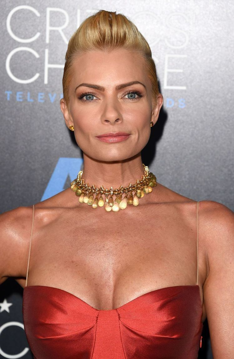 Jaime Pressly Jaime Pressly At 5th Annual Critics Choice Television