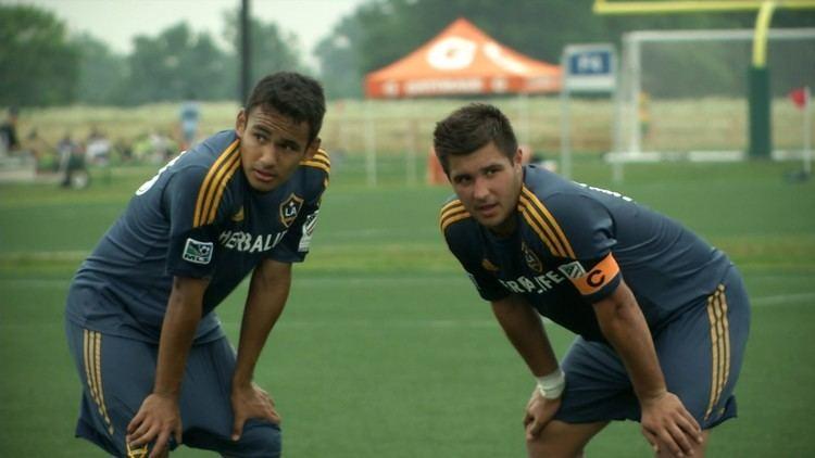 Jaime Villarreal YNT Influence LA Galaxy U1718 Forward Jaime Villarreal YouTube