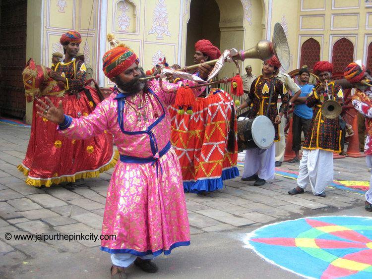 Jaipur Culture of Jaipur